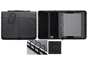 PRAT Start 4 Leather Presentation Case For 8.5x11