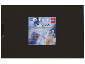 Itoya SwingLock Presentation Folder For 11x8-1/2 Landscape