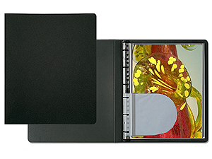 PRAT Start 1 Spiral Presentation Book For 8.5x11