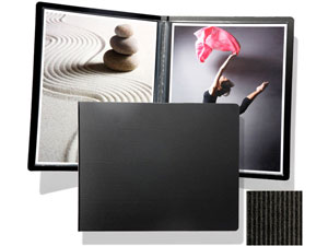 PRAT Start 14x11 Premium Presentation Book - Landscape