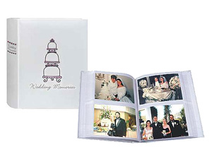 Pioneer WBT-46 Book Bound Wedding Album